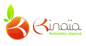 Logo Kinaia - Multimedia vitaminé