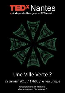 TedxNantes - Une Ville Verte ?